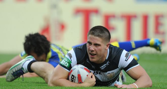 Tom Lineham: Was a rare Hull FC player to impress when he turned out for York
