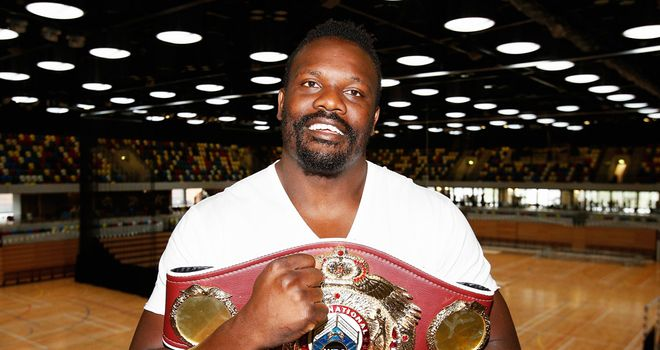 Dereck Chisora: Due to fight in London in September