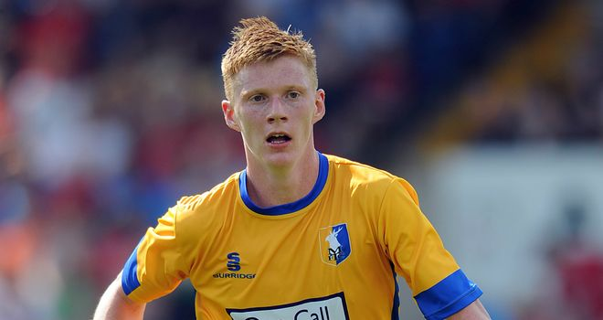 Sam Clucas: Opened the scoring for the Stags