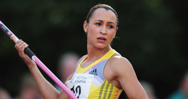 Jessica Ennis-Hill: Threw a personal best in the javelin on Tuesday