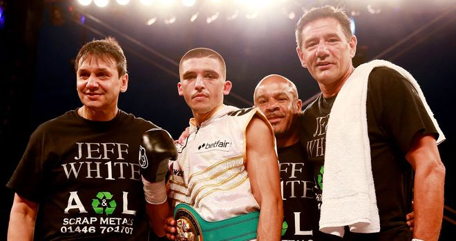 Lee Selby: Targeting European and World titles