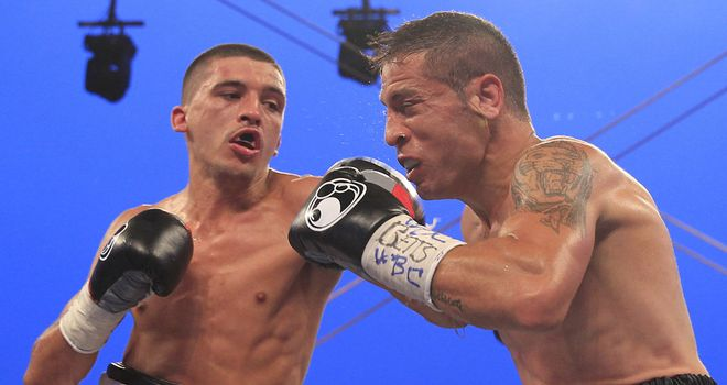 Lee Selby: Far from impressive but remains on an upward curve