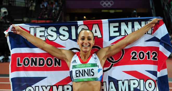 UK Sport are confident more Olympic and Paralympic athletes can emulate success of Jessica Ennis-Hill
