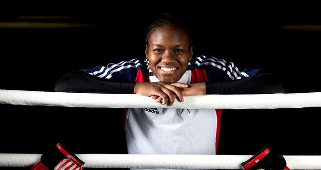 Nicola Adams: Successful title defence in Hungary