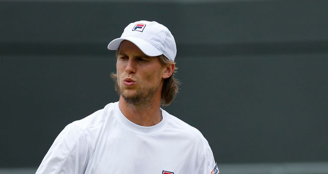 Andreas Seppi: Through to the quarter-finals of the Croatia Open