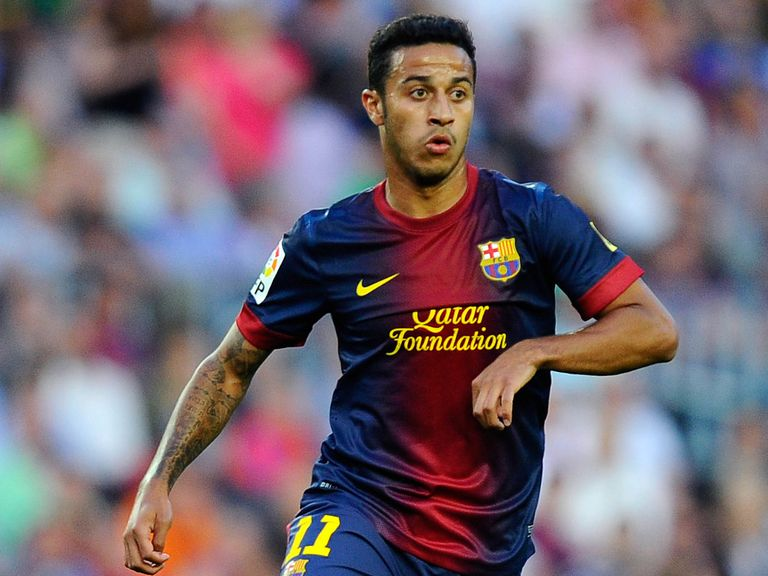 Thiago Alcantara: Has sealed move to Bayern Munich