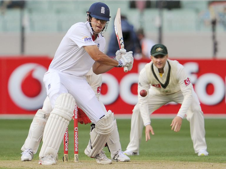 Alastair Cook: 11/8 to top score for England with Sky Bet