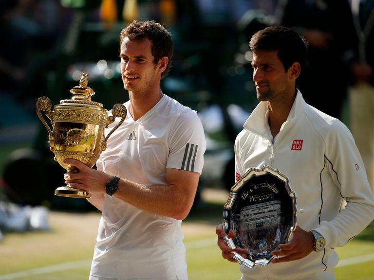 Qatar Open final: Andy Murray v Novak Djokovic head to ...