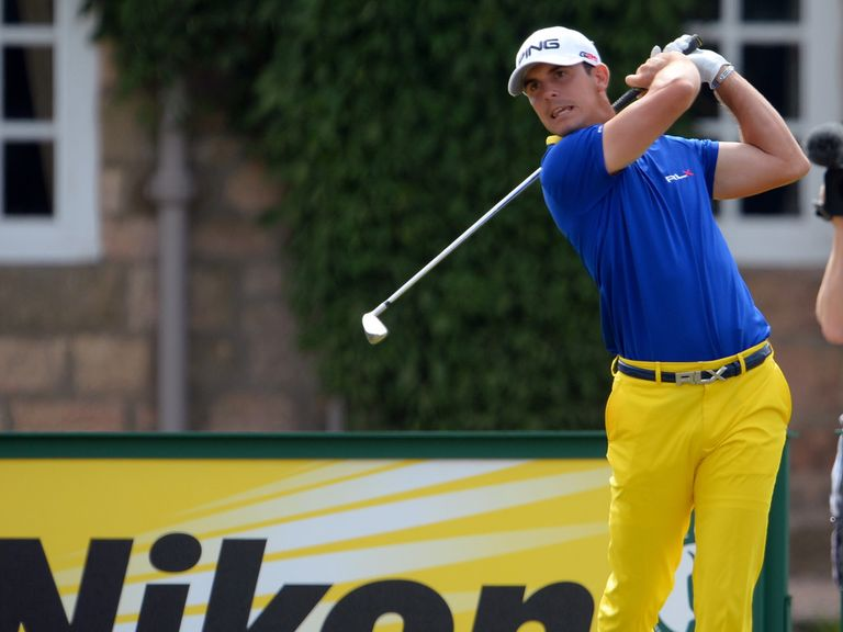 Billy Horschel: Should win his three-ball