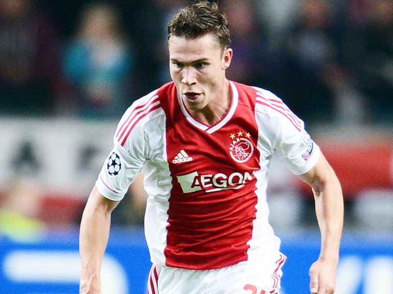 Derk Boerrigter: Ajax winger has signed for Celtic