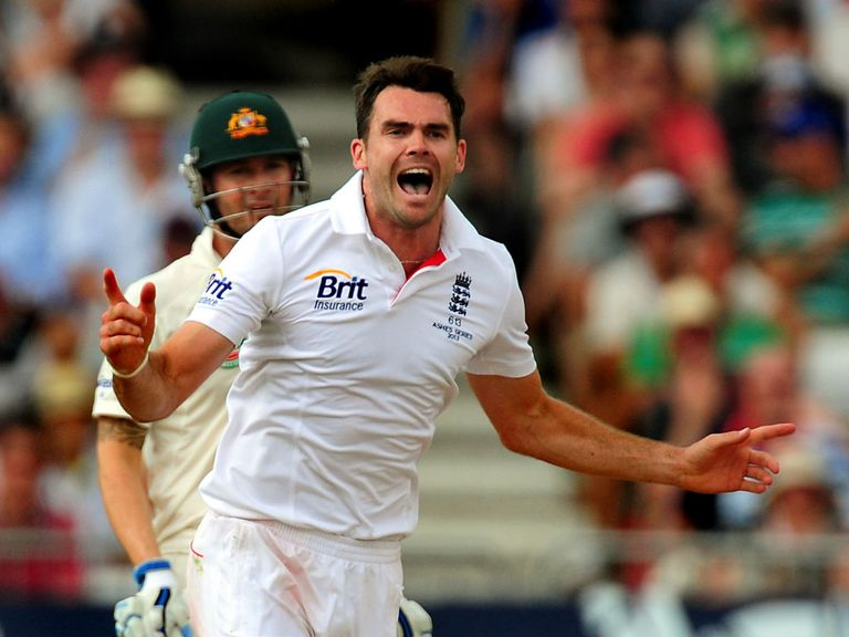 James Anderson: Has a huge winter coming up