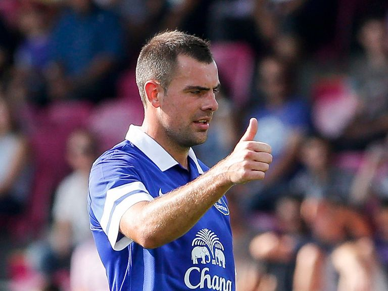 Darron Gibson: Making positive tracks on the road to recovery