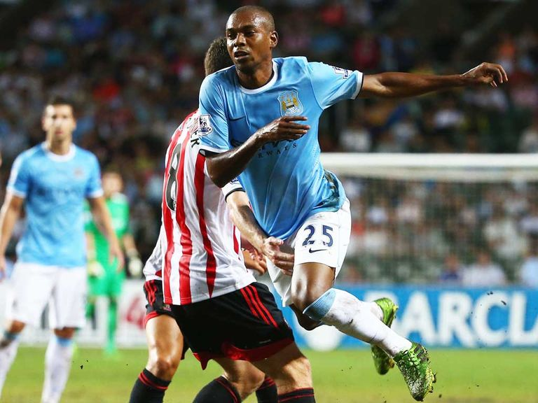 Fernandinho: New Manchester City midfielder was a target for Chelsea and Tottenham
