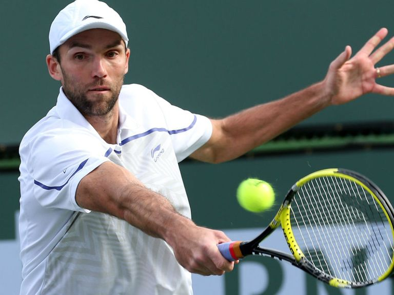 Ivo Karlovic: 44 aces in win over Brands