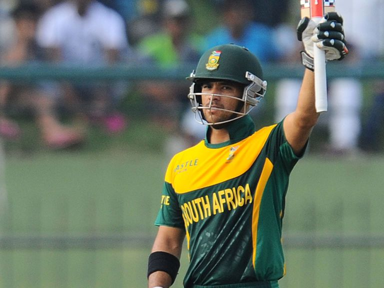 JP Duminy: Added pressure on South Africa