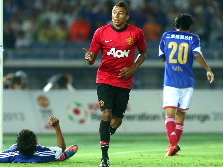 Jesse Lingard: Great start to life at Birmingham
