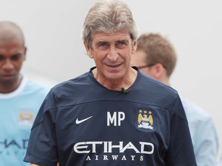 Manuel Pellegrini: Manchester City boss eyeing further signings