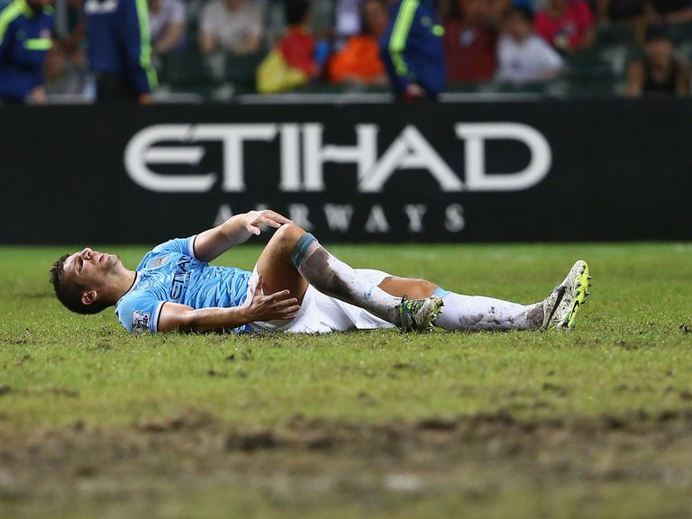 Matija Nastasic: Out for between four to six weeks