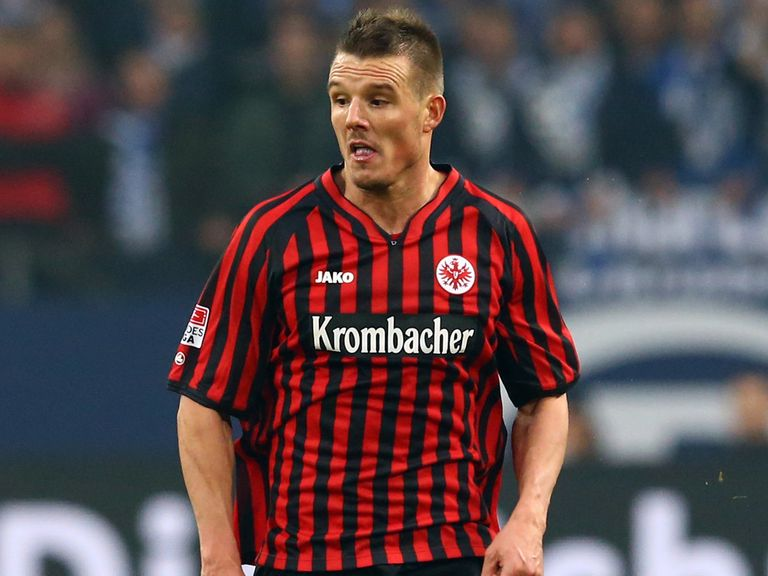 Alexander Meier: Can lead Frankfurt to a convincing success