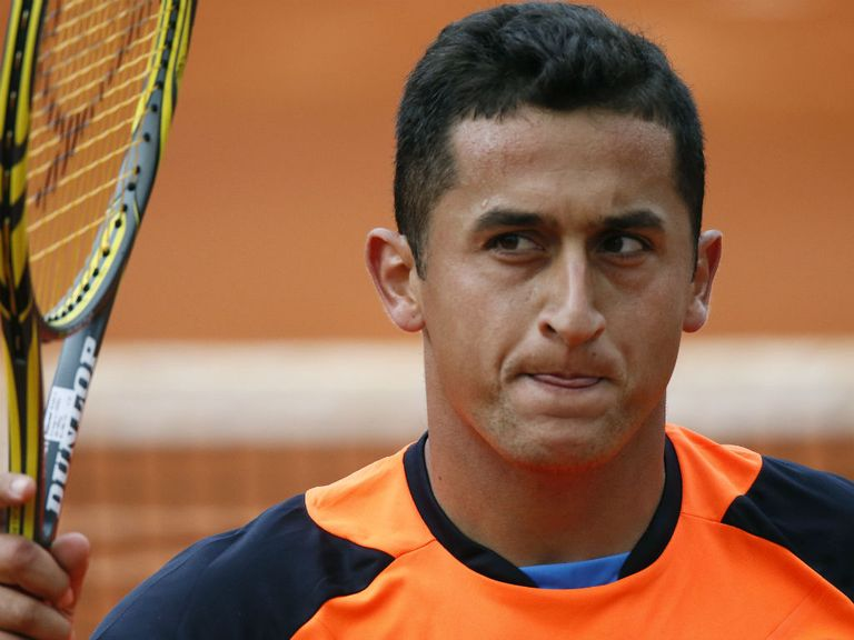 Nicolas Almagro: Holds an outside chance at the Paris Masters