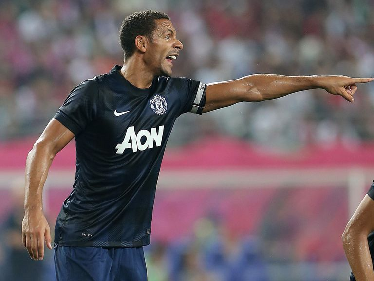 Rio Ferdinand: Won't head to the Ukraine