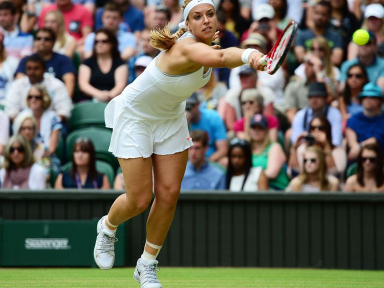 Lisicki: Back from the brink to beat Williams