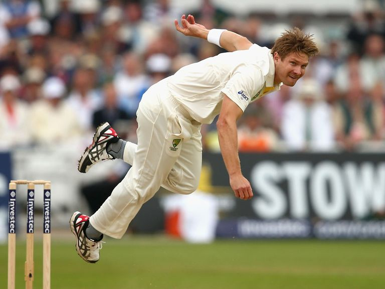 Shane Watson: Too big at 10/1 to be top Aussie bowler