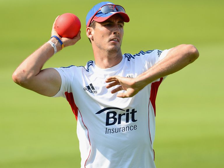 Steven Finn: Sent home from Australia