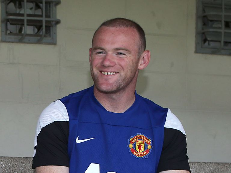 Wayne Rooney: Would be welcomed to Chelsea by Romelu Lukaku