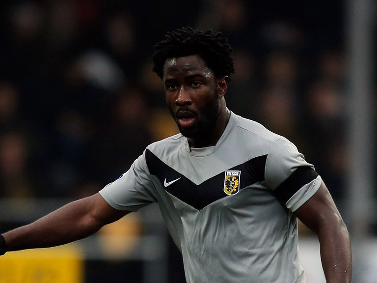 Wilfried Bony: Completes his move to Swansea