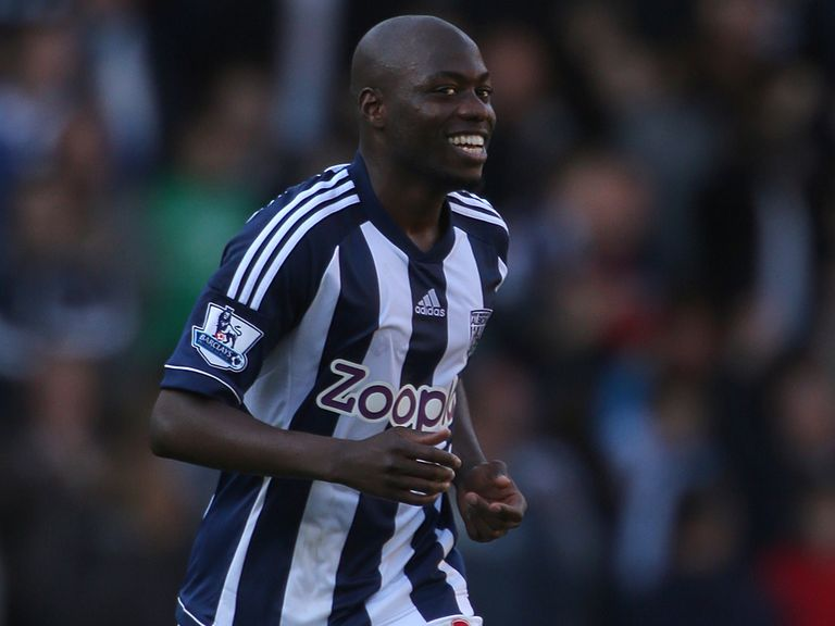 Youssouf Mulumbu: Denies saying that he wants to leave West Brom in January