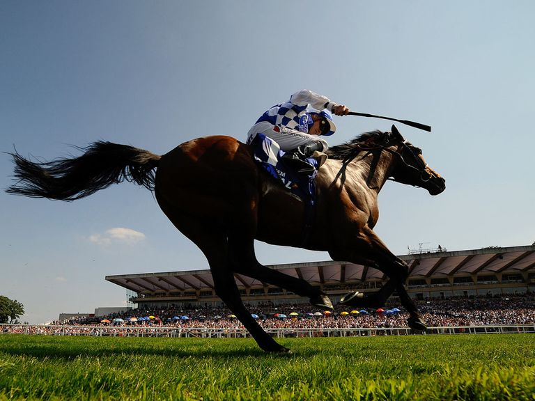 Al Kazeem: Can win the Champion
