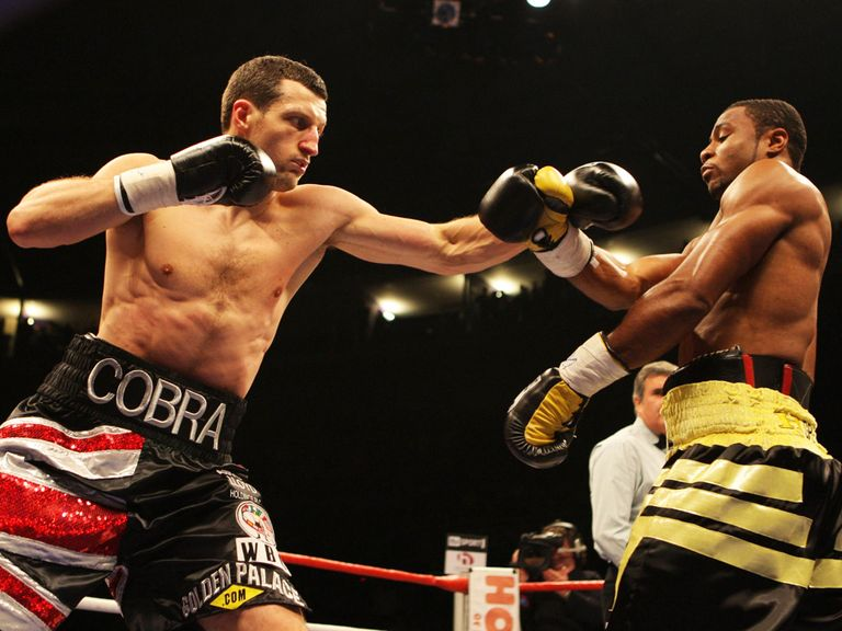Jean Pascal: Lost on points to Carl Froch back in 2008