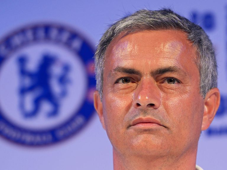 Mourinho: Looking forward to the battle with Man United
