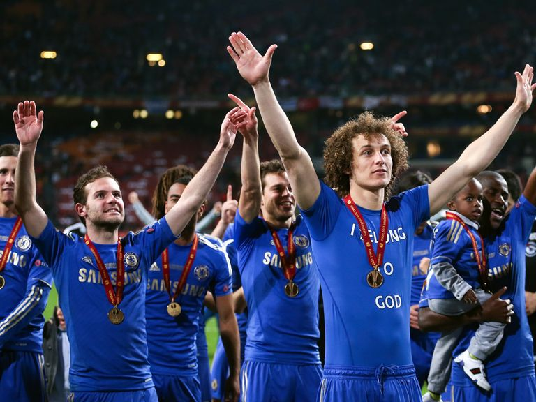 Juan Mata and David Luiz: In Jose Mourinho's plans for the new season