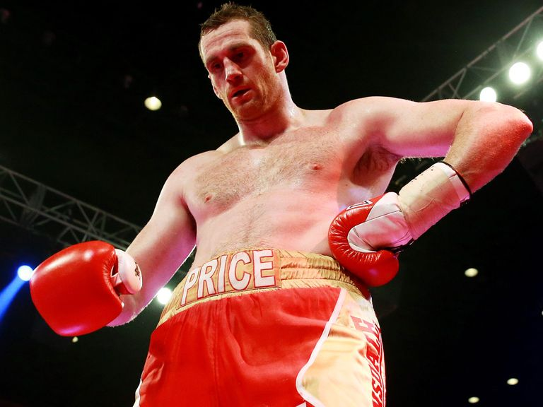 David Price: Eager to bounce back