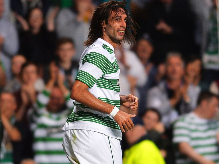Georgios Samaras: Could miss out for Celtic