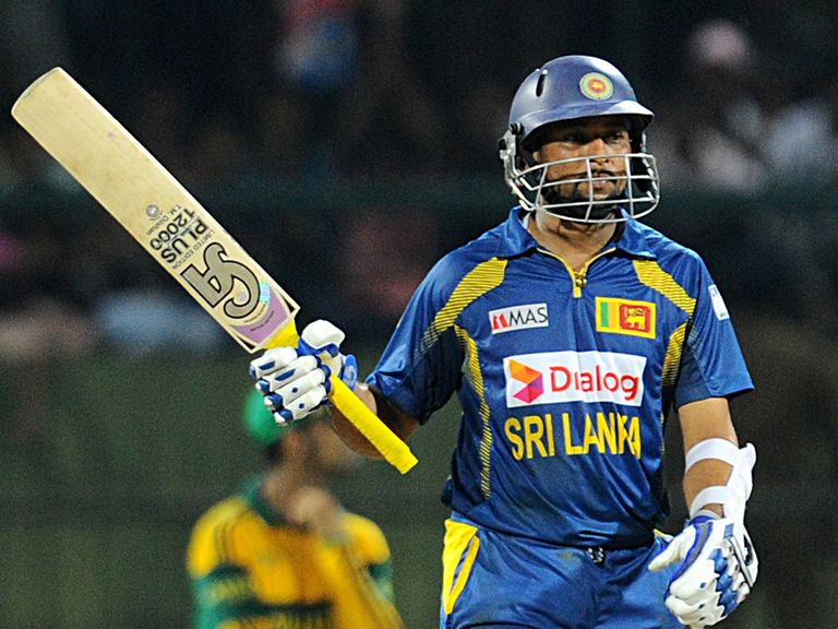 Tillakaratne Dilshan: Guided Sri Lanka to victory