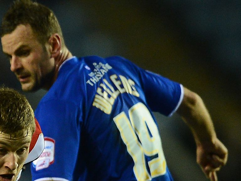Richie Wellens: Scored six goals in four seasons at Leicester