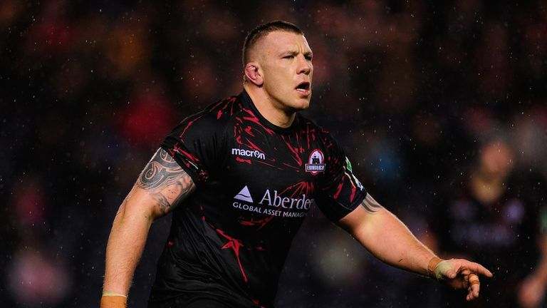 John Yapp: Signed for London Irish