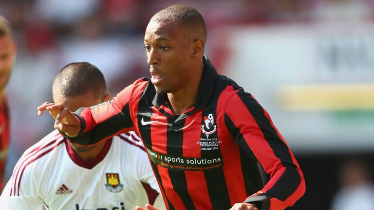 Wes Thomas: Considered to be an important part of Eddie Howe's plans