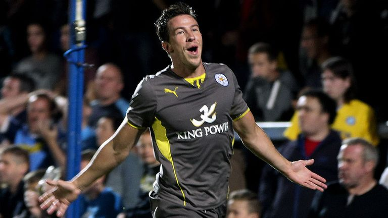 Sean St Ledger: Leicester defender has a chance to leave on loan