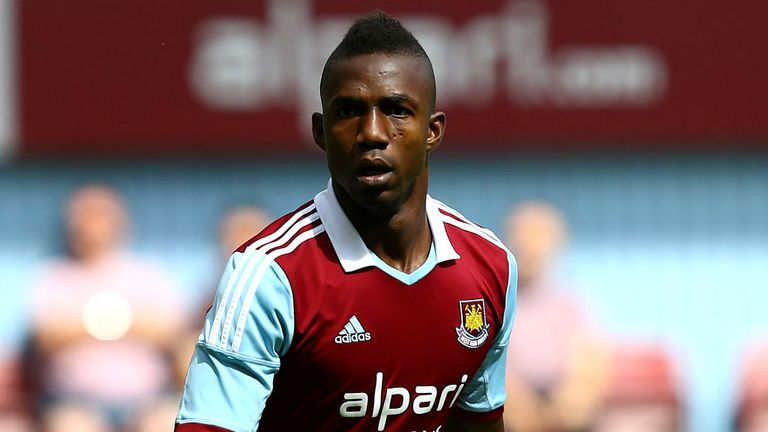 Modibo Maiga: Has struggled to make his mark at Upton Park
