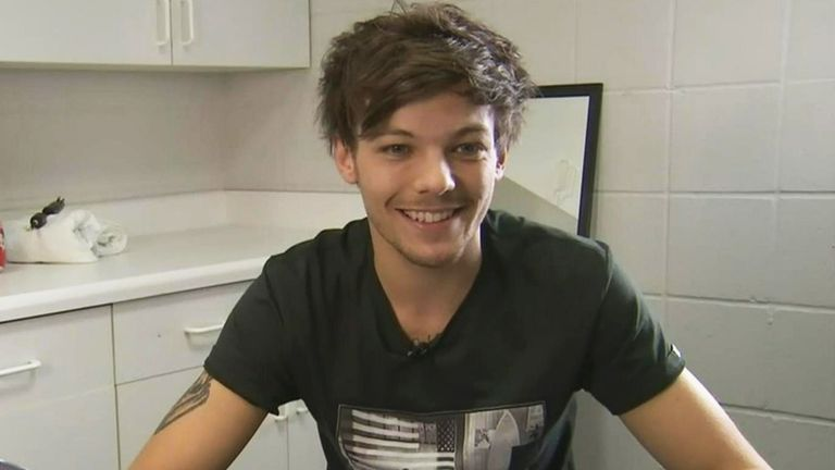 Louis Tomlinson: One Direction star has signed for Doncaster Rovers