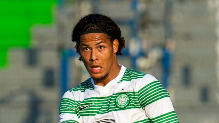 Virgil van Dijk: Focus on Celtic, not Holland