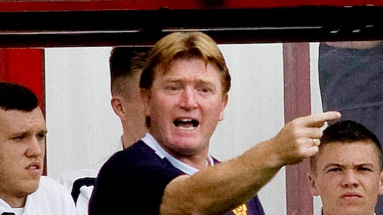 Stuart McCall: Not surprised