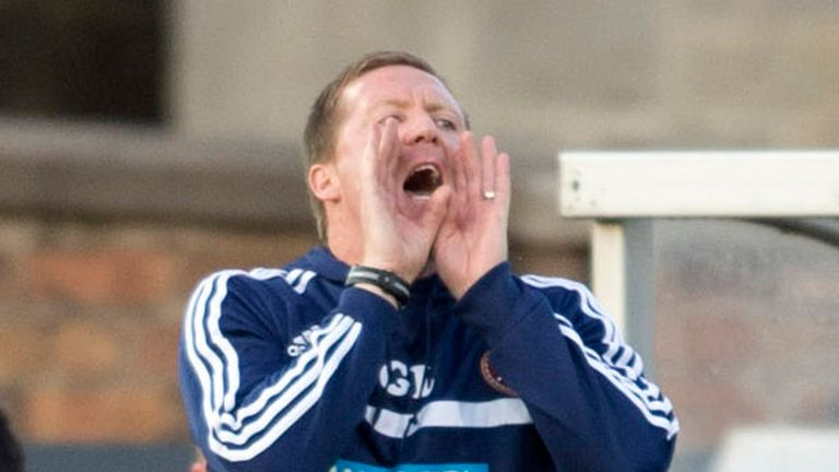 Gary Locke: Frustrated with defeat