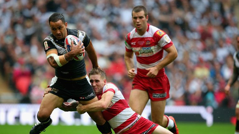 Aaron Heremaia: Reported to be a target for Widnes