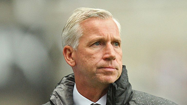 Alan Pardew: Newcastle boss relieved after his side edged to victory