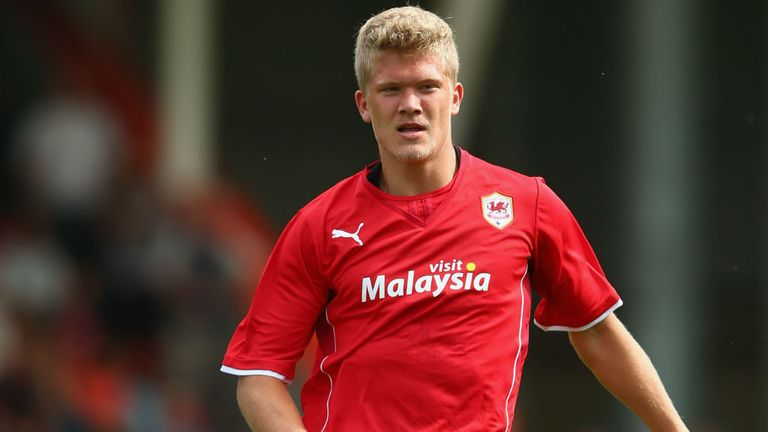 Andreas Cornelius: Says he is focused on football matters at Cardiff